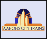 Aarons City Trains