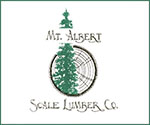 Mt. Albert Scale Lumber Co.