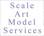 Scale Art Model Services